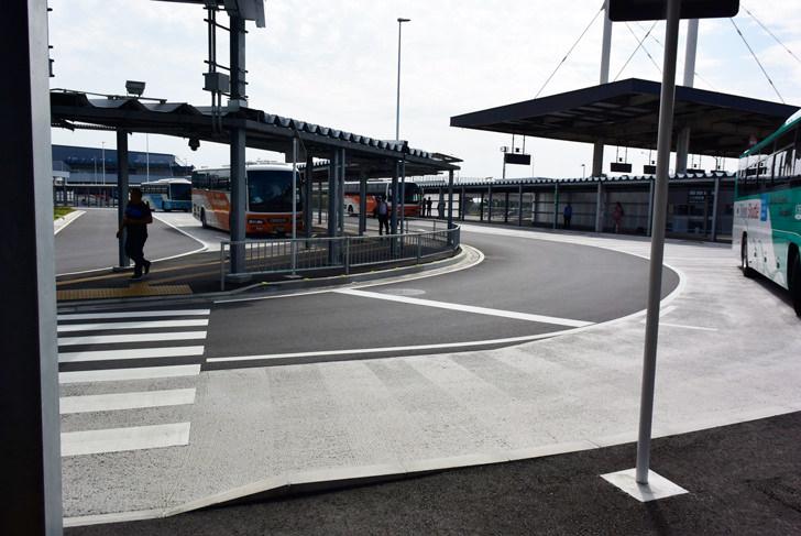 乗車場の写真