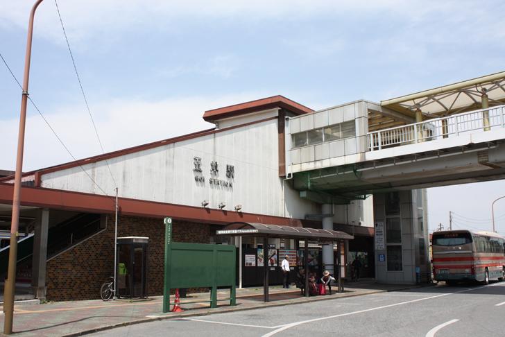 JR五井駅